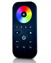 LED Remote controller RF NV-RM4-3