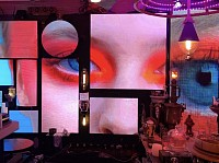 Nova Vision NY - Creative LED Video Walls / Displays & LIghting . 3D Project Design Solutions and Manufacturing